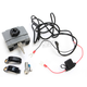 Black Smartphone/GPS Holder w/1-1/4 in. Handlebar Mount - 50215