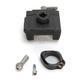 Black Smartphone/GPS Holder w/1-1/4 in. Handlebar Mount - 50315