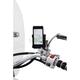 Smartphone/GPS holder w/Mirror Mount - 50320
