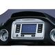 Chrome Tri-Line Stereo Trim For Boom! Box 6.5GT - 6964