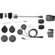 SMH5 Bluetooth 3.0 Communicator Clamp Mounting Kit w/Boom Mic - SMH5-A0311