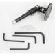 Black Mirror Mount Kit for BMW Models - 321004
