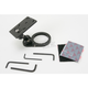 Black 50mm Fork Tube Mount Kit - 70050B