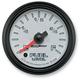 2 1/16 in. Phantom II Fuel Level Gauge - 19509