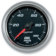2 1/16 in. Cobalt Oil Pressure Gauge - 19652