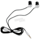 White/Black Sumo Earbuds - 1033940632010A