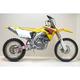 X3 Motocross/Supermoto Classic Exhaust System