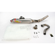 Ti-4GP Low Boy 4-Stroke Exhaust System - 4Y09250-TI-GP