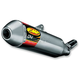 Q4 HEX S/A Spark Arrestor Slip-On Muffler - 043338