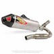 Ti-6 Titanium Exhaust System w/Removable Spark Arrester - 0341445F