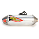 Stainless T-6 Exhaust System - 0111415G