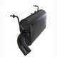 Black Ceramic Slip-On Mufflers - 98017