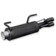 Black Ceramic Slip-On Muffler - 99004