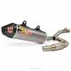 Ti-6 Pro Titanium Exhaust System w/Carbon Fiber End Cap - 0351525FP