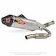 Ti-6 Pro Titanium Exhaust System w/Carbon Fiber End Cap - 0321545FP