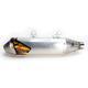 Powercore 4 Hex Spark Arrestor Slip-On Muffler - 045589