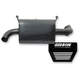 Black Ceramic Slip-On Muffler - 98028