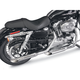 1 3/4 in. Slash Out M Pipe Exhaust System - PHD-160SS