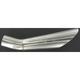 Polished Stainless Steel Slash-Cut Megaphone Slip-On Muffler - 50801-2100