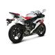 Racing Line Exhaust System w/Titanium Hex Muffler - S-Y6R7-ZT