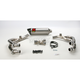 Evolution Line Exhaust System w/Carbon Hex Muffler - S-Y6RFT7TL-ZT