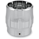 Chrome Elite Sweeper End Cap For Bassani Short Megaphone - 02042018SWE-CH