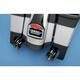Contrast Cut Sweep Elite Exhaust End Cap For Bassani Long Megaphone (1 in. Internal Lip) - 02042019SWE-BM