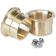 1.75 Brass Trumpet Exhaust Tips - 000380