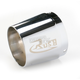 4 in. Right Tapered Logo Performance Exhaust Tip - 4022-R1R