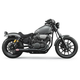 Black Ceramic/Stainless Steel RSCV Machine-Bent Exhaust System - 131700K500