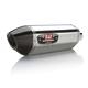 R-77 Stainless /Stainless/Carbon Fiber Signature Slip-On - 11630E0520