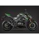 Stainless/Carbon Fiber/Carbon Fiber R-77 Signature Dual Slip-Ons - 14151E0220