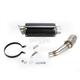 Carbon Fiber/Stainless MGP Growler Slip-On - 41401-2400