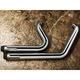 Chrome Maverick 2-into-2 Full Exhaust System - 569