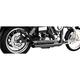 Black Amendment Side Slash Exhaust System - HD00072
