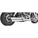 Chrome Signature Series Slip-On Mufflers - HD00191