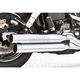 Chrome Signature Series Slip-On Mufflers - HD00186