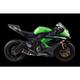 S1R Series Carbon Fiber Slip-On Muffler - 005-3860405-S1