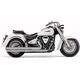 Hot Rod Speedster Long Exhaust System w/Powerport  - 2922T