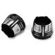 Black Diffuser End Caps - 31210