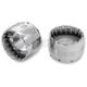 Chrome Jet w/CNC Machining End Caps - 31320