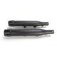 Black Ceramic 3 in. Loose Cannon Slip On Muffler - 11-1002