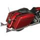 Chrome Fish Tip 4 in. Slip-On Mufflers - 060-0330