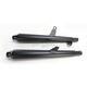 Black Bonneville Muffler - 7B37KB