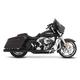 Black Classic Duals w/Black End Caps - 100-0303
