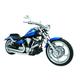 Chrome Amendment Slash-Out Series Exhaust System - MY00058