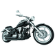 Black Amendment Slash-Out Series Exhaust System - MY00062
