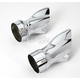 Shark Fin Tips for Moto Classic Exhaust System - 50132
