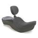 Mild Stitch Low-Profile Double-Bucket Seat w/Dual Backrest - 0810-1722