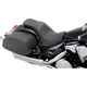 Flame Stitch 2-Up Predator Seat  - 0810-1808